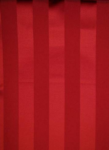 Valentine Red Satin Stripe