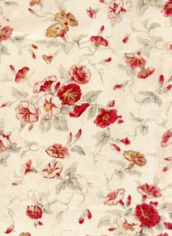 Fairhaven Vintage Rose Waverly Fabric