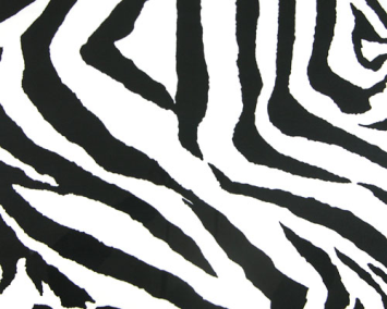 Zebra Black/White