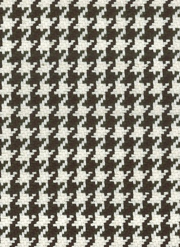 HOUNDSTOOTH CHOCOLATE D2918