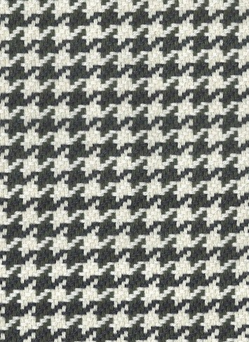 HOUNDSTOOTH CHARCOAL D2924