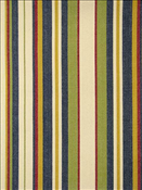 Nalani Multi Duralee Stripe Fabric