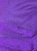 Purple Sparkle Organza Fabric