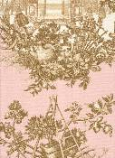 Garden Toile Old Rose