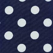 Polka Dot Royal Blue Outdoor