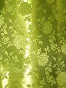 Lime j39 Eversong Brocade Fabric