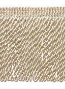"Ivory 6"" Long Bullion Fringe"