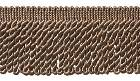 "Sandstone 3"" Long Bullion Fringe"