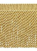 "Gold 6"" Long Bullion Fringe"
