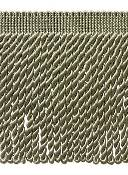 "Sage 6"" Long Bullion Fringe"