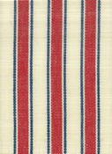 BRANFORD STRIPE RED D2250