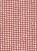 COUNTRY GINGHAM RED JAQ110