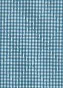 COUNTRY GINGHAM SKY JAQ119