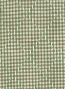 COUNTRY GINGHAM MOSS JAQ109