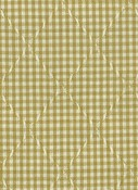 COUNTRY GINGHAM MUSTARD JAQ141