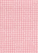COUNTRY GINGHAM PINK JAQ118