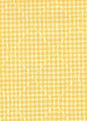 COUNTRY GINGHAM YELLOW JAQ112