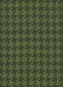HOUNDSTOOTH EVERGREEN D2171