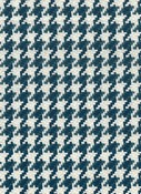 HOUNDSTOOTH NAVY D2922