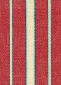 WOODBRIDGE STRIPE RED D2270