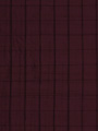 SILK GRID PLUM