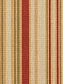 SPRING STRIPE TUSCAN RED