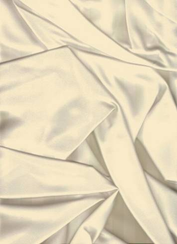Ivory French Satin