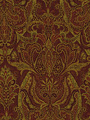 PERSIA PAISLEY TUSCAN RED