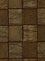CHECKERED TILE CHESTNUT