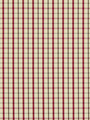 PARTY PLAID CRIMSON