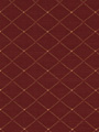 DIAMOND BURST BARN RED