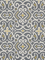 NEW DAMASK GREYSTONE