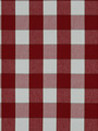 KAL PLAID GARNET