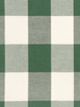 CHECKERED OUT BILLIARD GREEN
