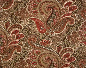 Paisley - Stucco/Natural