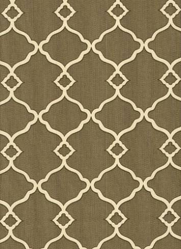 Chippendale Fretwork Outdoor Mocha