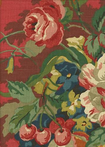 queensland crimson p kaufmann fabric