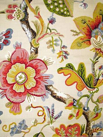 Wonderland Pearl Fabric By Color
