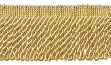3 Quot Bullion Fringe Gold Curtain Amp Upholstery Trim