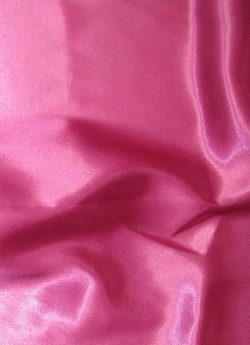 Slipper Satin Garden Fuschia Party Decorating Fabric