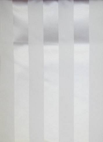 White Satin Stripe Party Decorating Fabric